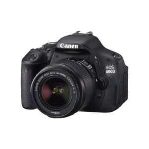 Canon EOS 600D For Rent + 18-55mm IS