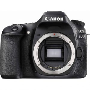 Canon EOS 80D For Rent Body Only