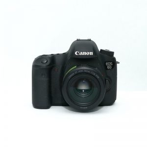 Canon EOS 6D For Rent + 50mm f1.8 STM