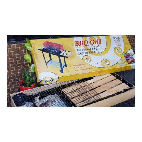 BBQ Grill For Rent