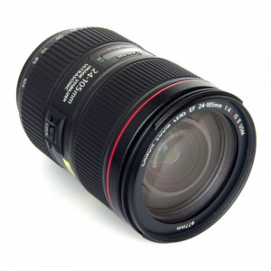 Canon EF24-105mm f/4L IS USM For Rent