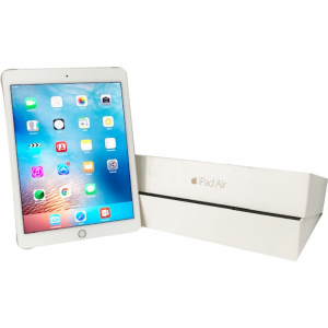 Gold Apple iPad Air For Rent