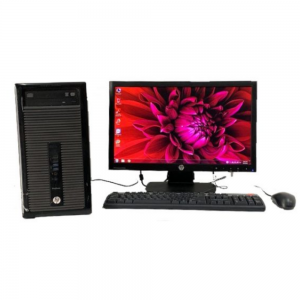 HP Prodesk 400 G3 Microtower For Rent