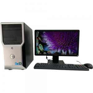 Dell Precision T1500 Workstation For Rent