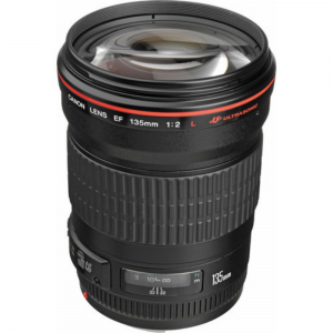 Canon EF135mm f/2L USM For Rent