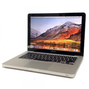 Silver 13-inch Apple Macbook Pro For Rent