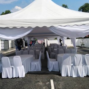 Additional Option (Canopy w Scallops) | Canopy & Tents | RentSmart Asia | Renting Is The New Buying