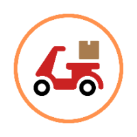 RentSmart has an optional delivery service to ease transfer of items between owner & renter