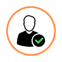 To ensure that RentSmart is a trusted platform, every registered user is verified
