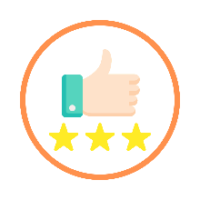 At the end of the rental, the Renter and Owner is requested to review their rental experience