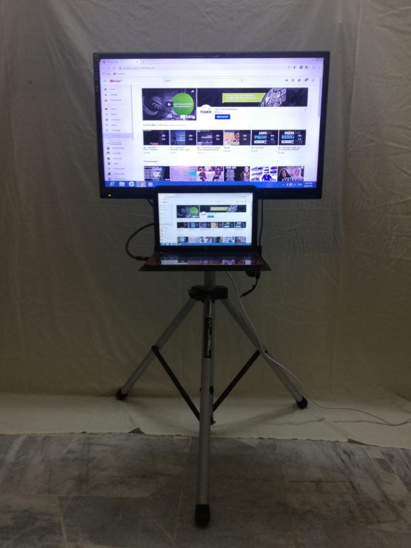 Rent TV With Tripod Stand