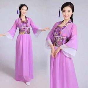 Chinese Style Female HanFu / TangZhuang Costume For Rent   RentSmart Asia   Renting Is The New Buying