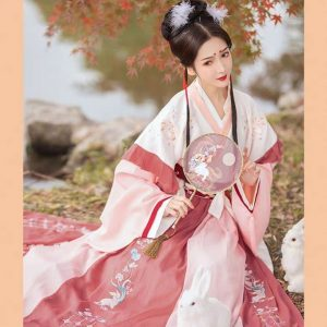 Chinese Style Female HanFu / TangZhuang Costume For Rent | Cultural Dresses | RentSmart Asia | Renting Is The New Buying