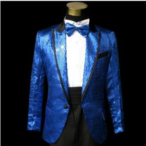 Blue Masquerade Male Coat Size M For Rent   Men Suits   RentSmart Asia   Renting Is The New Buying