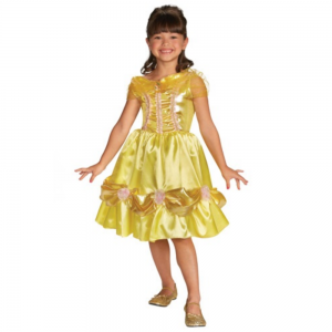 Belle Beauty and the Beast Kids Costume For Rent