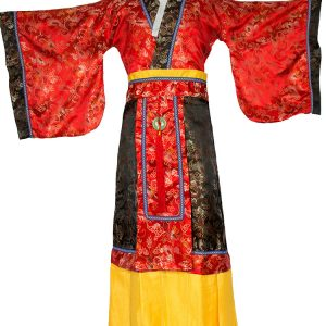 Red Han Dynasty Dragon Robe For Rent | Cultural Wear | RentSmart Asia | Renting Is The New Buying
