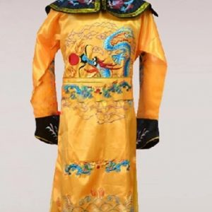 Golden Chinese Traditional Male For Rent | Cultural Wear | RentSmart Asia | Renting Is The New Buying