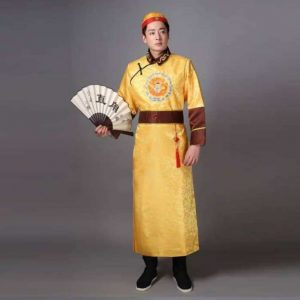 Traditional Male Chinese For Rent | Cultural Wear | RentSmart Asia | Renting Is The New Buying