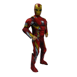 Iron Man Costume Size M | Costumes | RentSmart Asia | Renting Is The New Buying