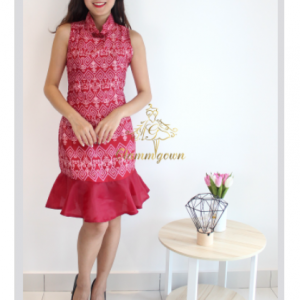 GM 021 Modern Cheongsam | Cultural Dresses | RentSmart Asia | Renting Is The New Buying