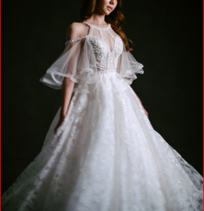JA 008 White Gown | Wedding Gowns | RentSmart Asia | Renting Is The New Buying