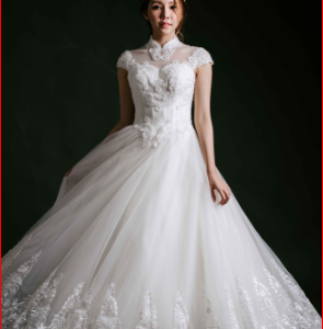 JA 009 White Gown | Wedding Gowns | RentSmart Asia | Renting Is The New Buying