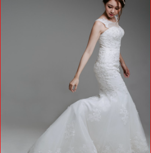 JA 010 White Gown | Wedding Gowns | RentSmart Asia | Renting Is The New Buying