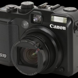 Canon G10 Powershot For Rent with Underwater Housing