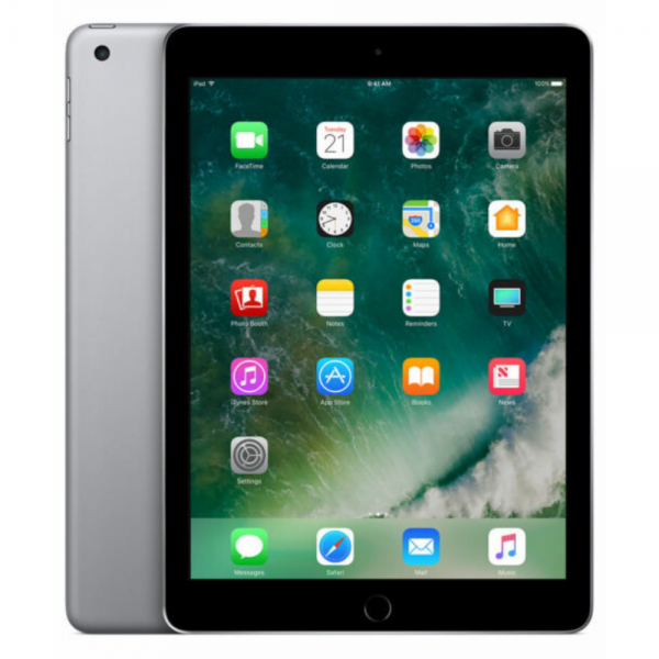 Space Grey Apple iPad 5th Generation For Rent