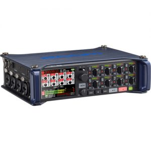 Sound Device Rental | Field Recorder for Rent | Rent Zoom F8