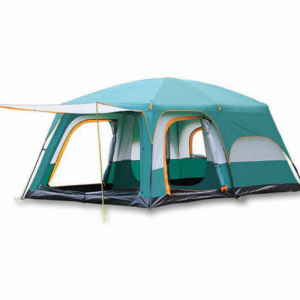 8-12 Men Camping Tent (Double Layer) For Rent