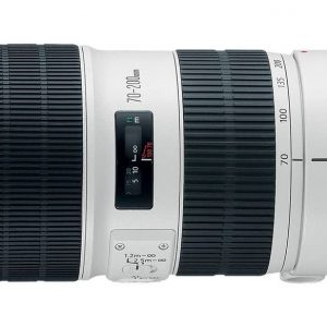 Canon EF70-200mm For Rent f/2.8L IS III USM