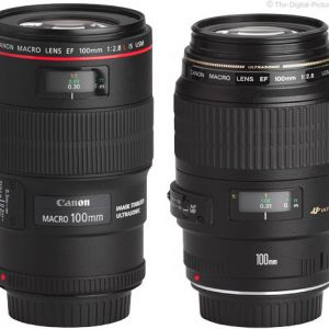 Canon EF100mm For Rent f/2.8L Macro IS USM