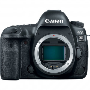 Canon EOS 5D Mark IV Body Only For Rent