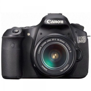 Canon EOS 60D with 18-55mm Kit Lens For Rent
