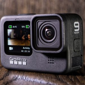 GoPro HERO 9 For Rent with Accessories