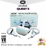 Oculus Quest 2 - Fully Wireless Standalone Virtual Reality VR Gaming Console Device For Rent