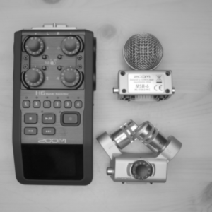 Zoom H6 Handy Recorder For Rent
