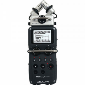 Zoom H5 Handy Recorder For Rent