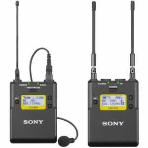 Sony UWP-D11 Lavalier Microphone SystemFor Rent