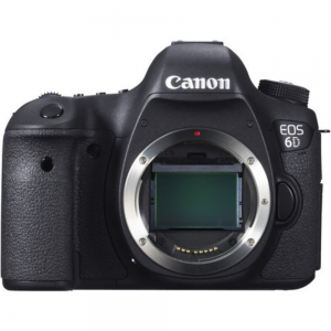 Canon EOS 6D DSLR Camera For Rent