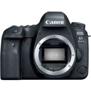 Canon EOS 6D Mark II DSLR Camera For Rent
