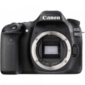 Canon EOS 80D DSLR Camera For Rent