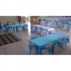 Kids Party Table & Chairs (bouncy house ) For Rent