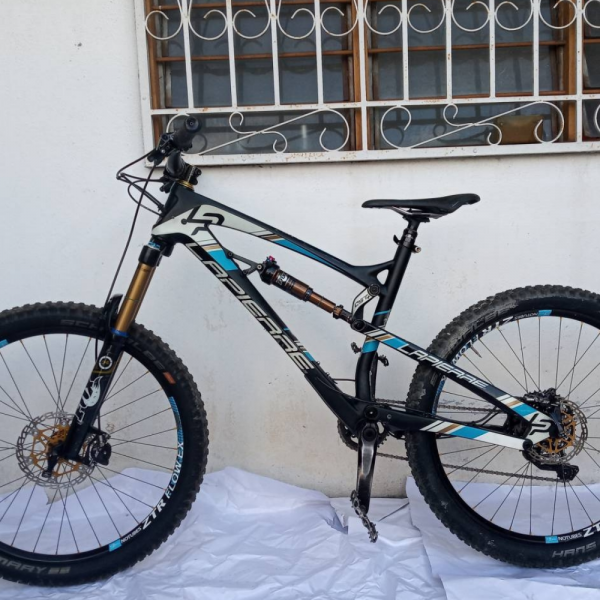 LAPIERRE FULL SUSPENSION MOUNTAIN BICYCLE (M) SHIMANO DEORE XT For Rent