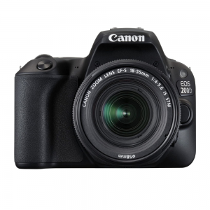 Canon EOS 200D DSLR Camera For Rent