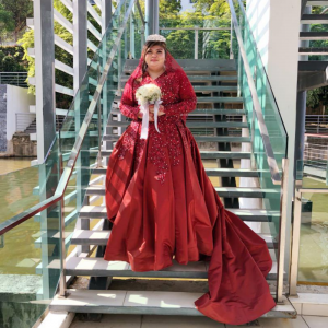 Red Wedding Dress | Wedding Gowns | RentSmart Asia | Renting Is The New Buying