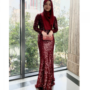 Glitter Red Dress | Casual Dresses | RentSmart Asia | Renting Is The New Buying