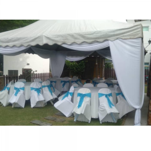 Scallop Canopy For Rent
