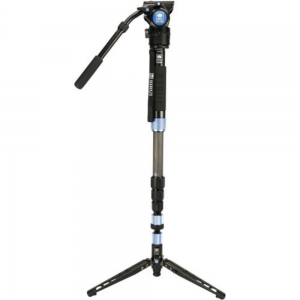 Sirui VH10 Video Head with P324S Video Monopod Kit For Rent